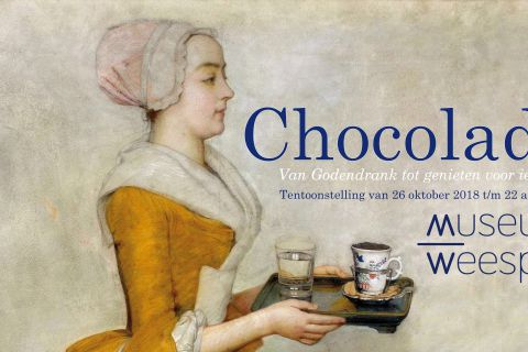 Chocolade wegens succes verlengd
