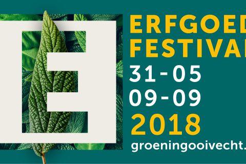Erfgoedfestival Groen in Gooi en Vecht